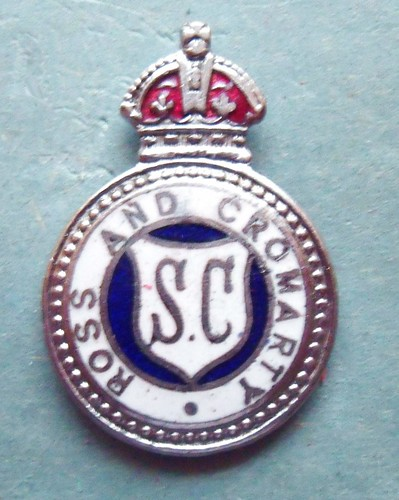 BADGE - Scotland - Ross & Cromarty Constabulary Special Constable Lapel Badge (WW2) KC | by conner395
