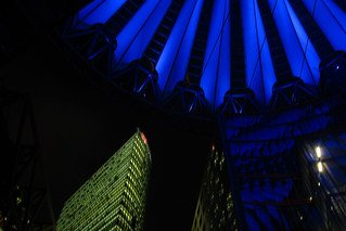 Potsdamer Platz lights 2 | by quinet