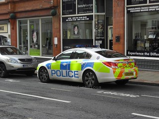 West Midlands Police Vauxhall Insignia BX12 FFB (BSR001) | by wicked_obvious