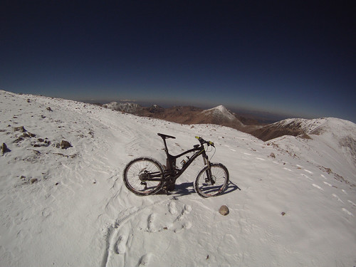 Riding 14ers | by Jeff Kerkove