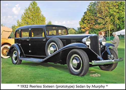 1932 Peerless Sixteen prototype | by sjb4photos