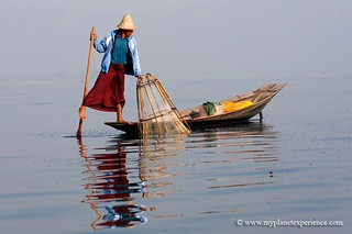 Fisherman on Inle Lake - Myanmar - #2 | by My Planet Experience