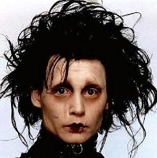 Image result for edward scissorhands