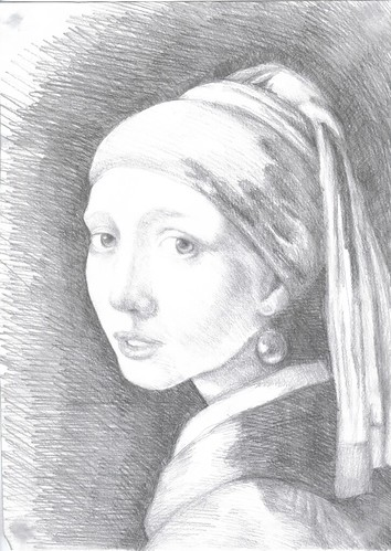 Girl with the Pearl Earring, February 2010 | by kat.joshua
