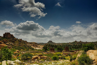 Grand View Of Achyutaraya Temple, Hampi | by VinothChandar
