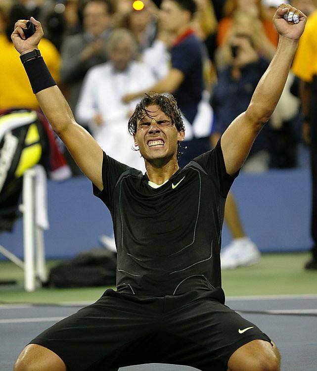 Rafael Nadal | Charles Perkins