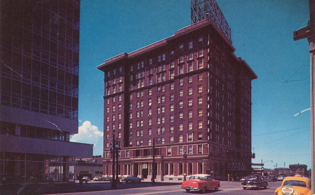 Hotel Newhouse - Salt Lake City, Utah