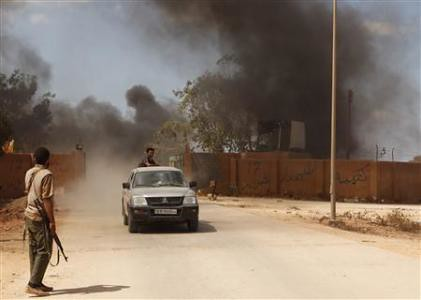 Fighting continues between various rebel factions in eastern Libya. Dozens of people have so far been reported killed. | by Pan-African News Wire File Photos