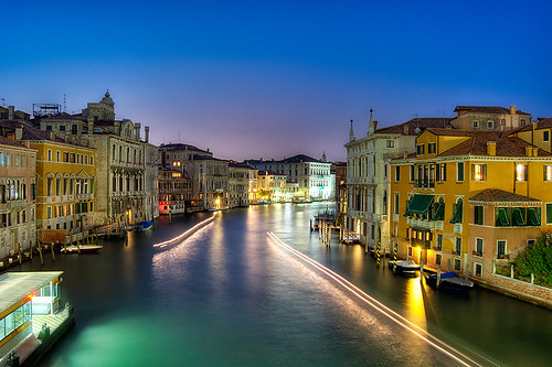 Venice Canal at Night | by todd landry photography