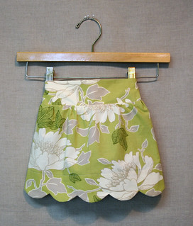 Isabel's Badminton Skort | by Mle BB