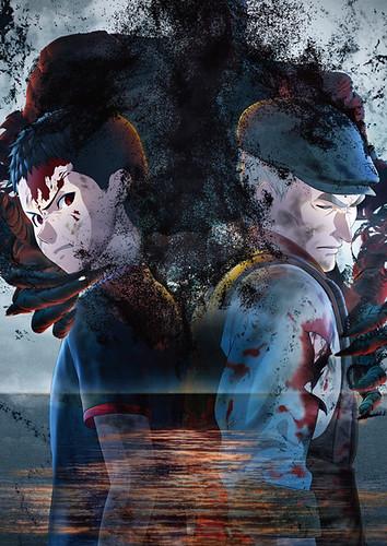 映画『亜人 –衝戟-』日本版ポスター