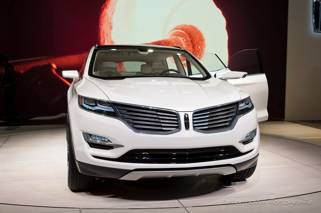 Lincoln Mkc Concept 2013 New York International Auto Sho Flickr