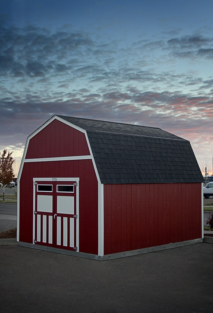 Sundance Tb 700 Tri Color Barn Tuff Shed Flickr
