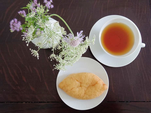 ボン千賀のクリームドーナッツ