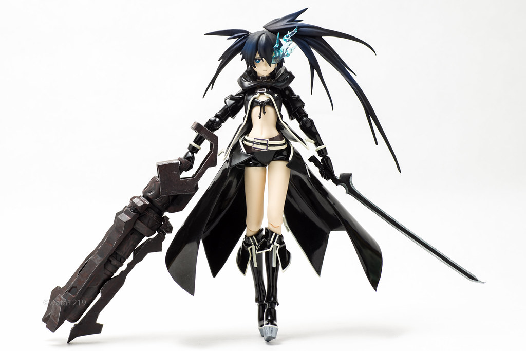 Figma black rock shooter tv animation ver 1 flickr for Ver shooter online