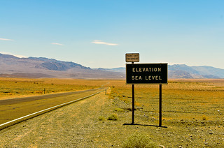 Death Valley Sea Level | by _flowtation