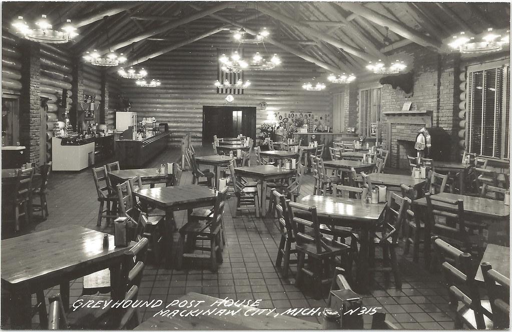 Mackinaw City Restaurants