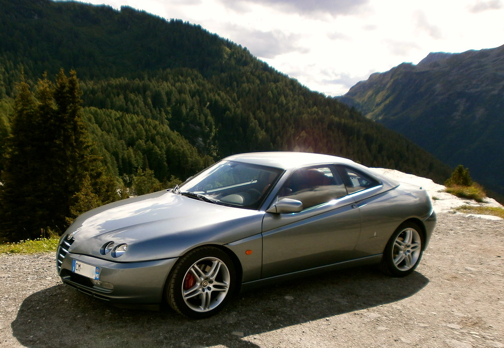 alfa romeo gtv 3 2 v6 24v my 39 04 gtv 3 2 grigio meteora flickr. Black Bedroom Furniture Sets. Home Design Ideas
