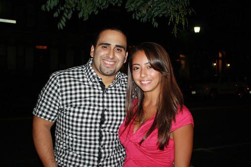 Hoboken with David & Melanie 2012