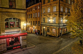 Old Town by Night XIII | by henriksundholm.com