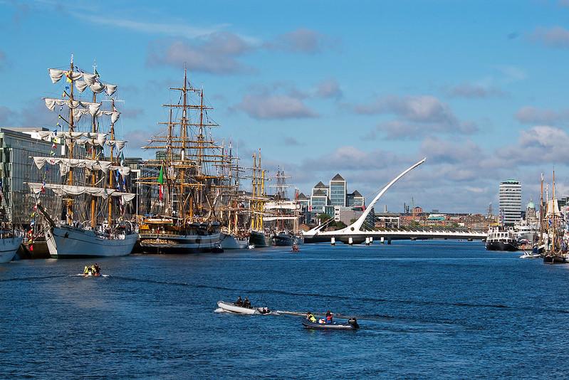 Puerto de Dublín