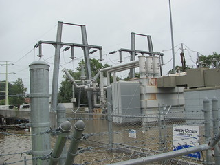 Morristown Substation Flood | by FirstEnergy Corp.