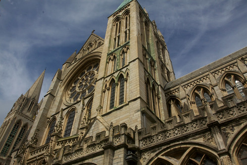 Truro Cathedral | by Zafar (newatclicking is chewing the cud....)
