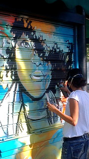 Alice Pasquini - Rome | by AliCè
