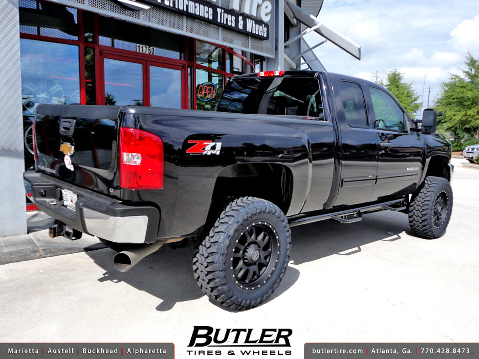 Amazoncom lift kit for a 2012 chevy 2500hd