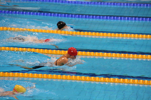 London 2012 Paralympic Swimming | by RachelC