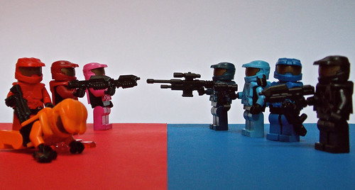 red vs blue grif sarge simmons donut church tucker