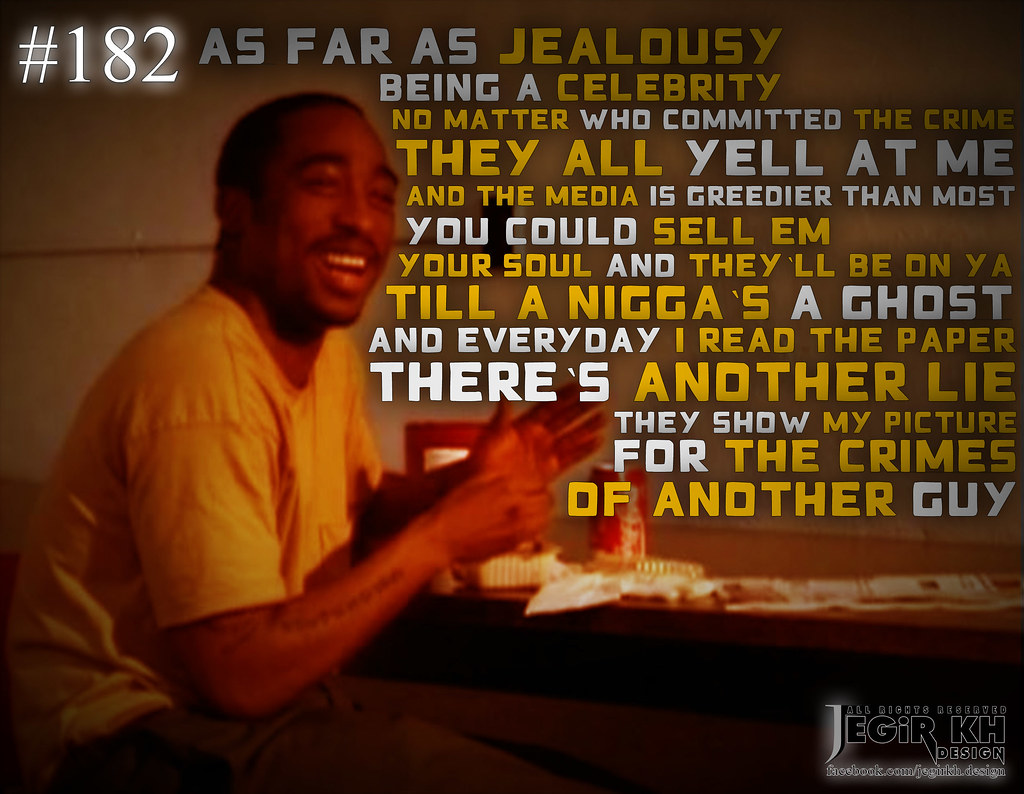 Quotes 2Pac 2Pac Quotes & Sayings Jegir Kh Design  182 As Far As Jea…  Flickr