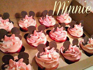Minne Mouse Cupcakes | by Tasty Sweet Cupcakes