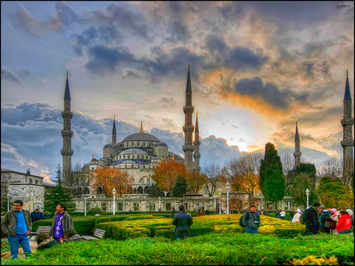 (1500) Sultan Ahmed Mosque | by QuimG