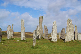 Callanish Standing Stones | by DianneB 2007.