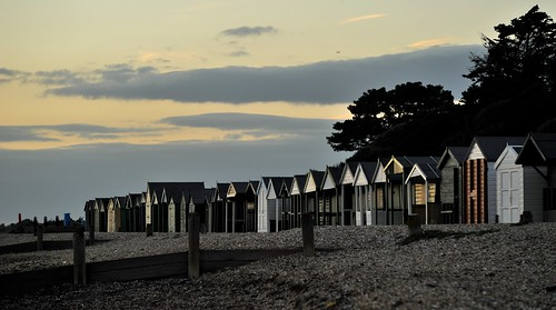 Monkey Hill Beach Huts | by Woof.