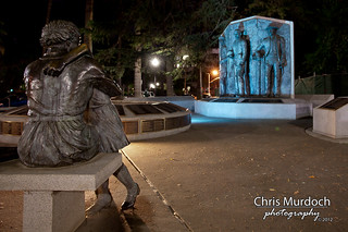 Peace Officers Memorial | by Chris Murdoch Photography