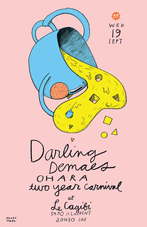 DARLING DEMAES POSTER | by Ohara.Hale