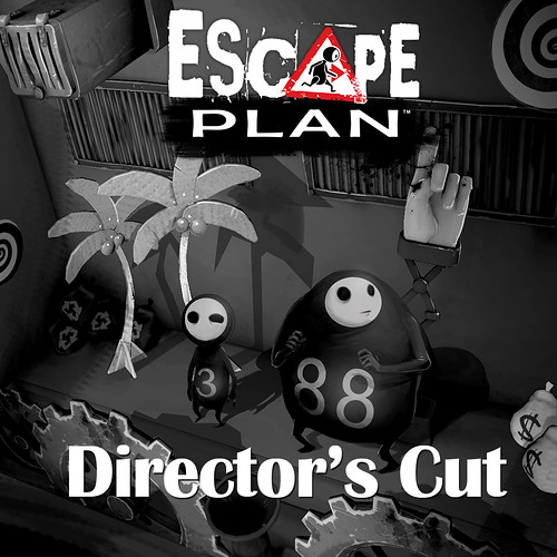 Escape Plan DLC: Director's Cut | by PlayStation.Blog