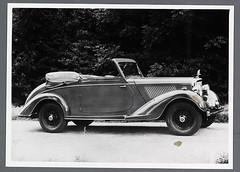 1937 Alvis Silver Crest Cross & Ellis DHC | Source: Dutch Au… | Flickr