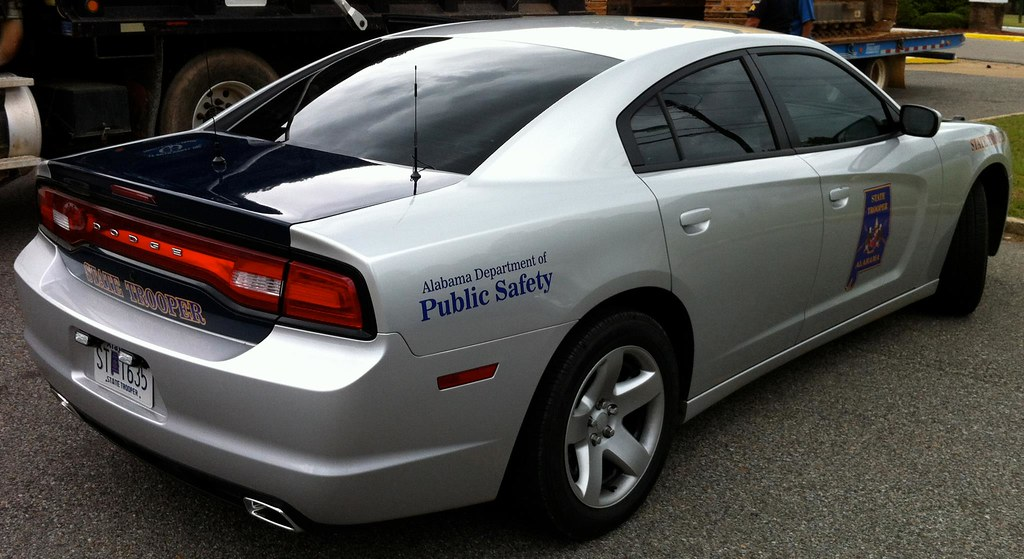 White Dodge Charger >> 2012 Dodge Charger (Alabama State Troopers) | The first 2nd … | Flickr
