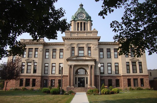 Martin County Courthouse (Fairmont, Minnesota) | by courthouselover