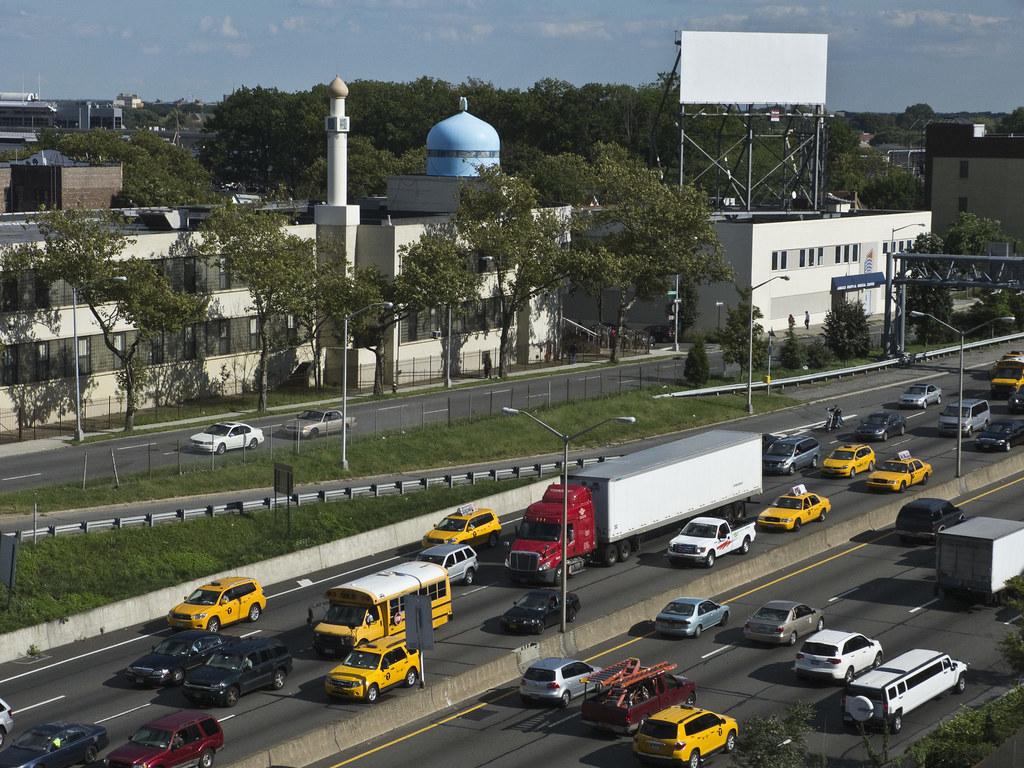 Multi Cultural Van Wyck Expressway Panasonic Lumix Dmc