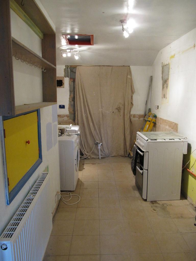 Day 5 Empty kitchen Jo Anslow