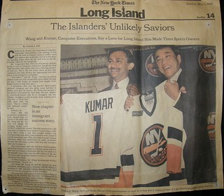 Day 222 - 8/9/12: Isles History - The Islanders' Unlikely Saviors | by IslesPunkFan