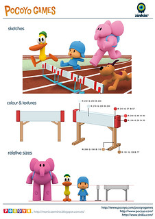 Pocoyo Games 2012 Hurdle | by Mónica Armiño