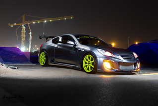Genesis coupe 2jz | by Zeyad Ra