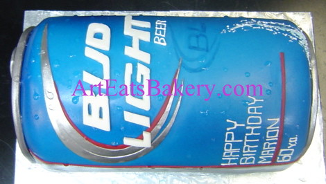 Bud Light Can Cake Images