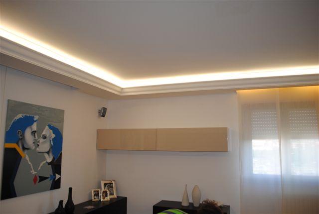 clairage indirect en staff www cla flickr. Black Bedroom Furniture Sets. Home Design Ideas