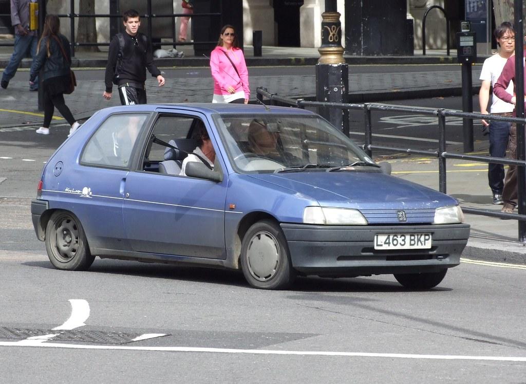 Peugeot 106 key largo 1993 peugeot 106 key largo 3 door for 106 door